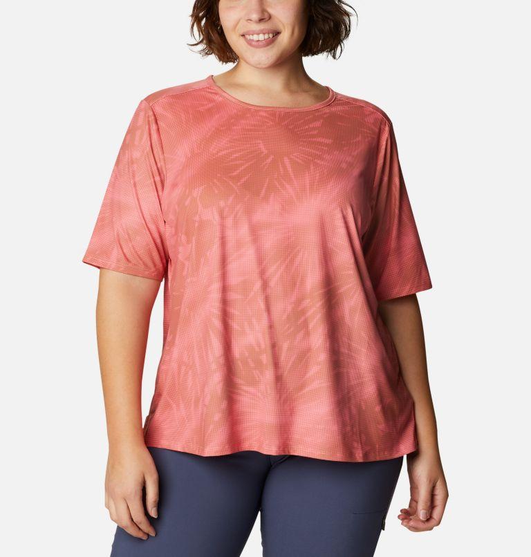 Women's Chill River™ Short Sleeve Shirt – Plus Size Women's Chill River™ Short Sleeve Shirt – Plus Size, front
