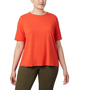 Women's Chill River™ Short Sleeve Shirt – Plus Size