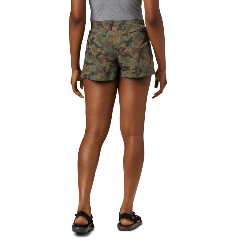 Women's Sandy River™ II Printed Shorts Women's Sandy River™ II Printed Shorts, back