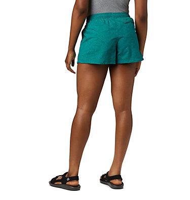 Women's Sandy River™ II Printed Shorts Sandy River™ II Printed Short | 466 | S, Waterfall Deepwater Print, back