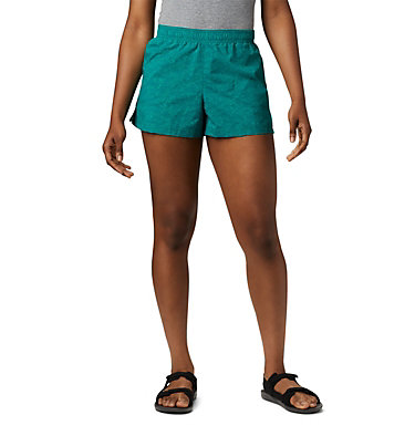 Women's Sandy River™ II Printed Shorts Sandy River™ II Printed Short | 466 | S, Waterfall Deepwater Print, front