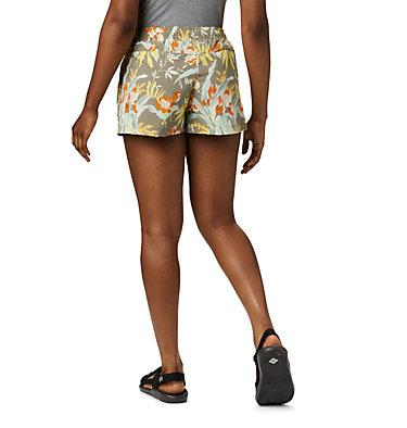 Women's Sandy River™ II Printed Shorts Sandy River™ II Printed Short | 466 | S, Buttercup Magnolia Print, back