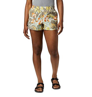 Women's Sandy River™ II Printed Shorts Sandy River™ II Printed Short | 466 | S, Buttercup Magnolia Print, front