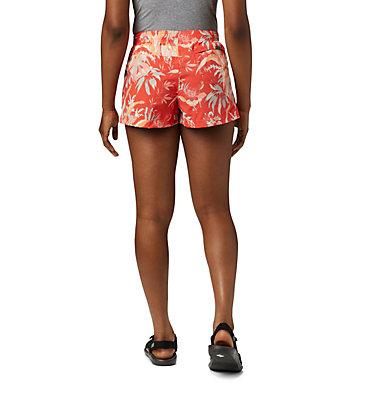 Women's Sandy River™ II Printed Shorts Sandy River™ II Printed Short | 466 | S, Bright Poppy Magnolia Print, back