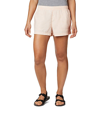 Women's Sandy River™ II Printed Shorts Sandy River™ II Printed Short | 466 | S, Peach Cloud Deepwater Print, front