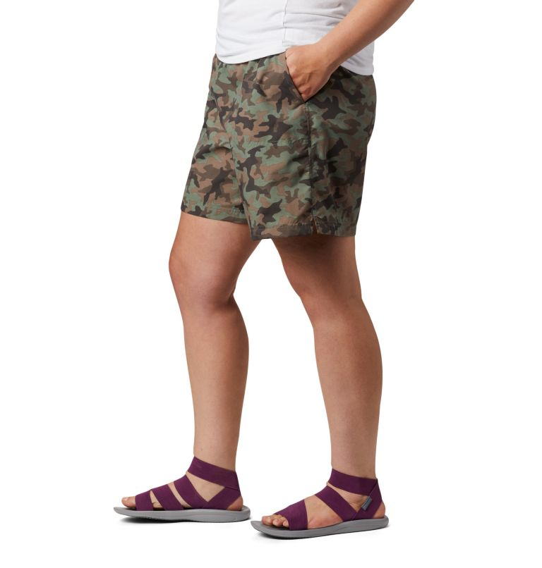 Women's Sandy River™ II Printed Shorts - Plus Size Women's Sandy River™ II Printed Shorts - Plus Size, a1