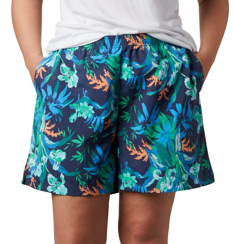 Women's Sandy River™ II Printed Shorts - Plus Size Women's Sandy River™ II Printed Shorts - Plus Size, a2