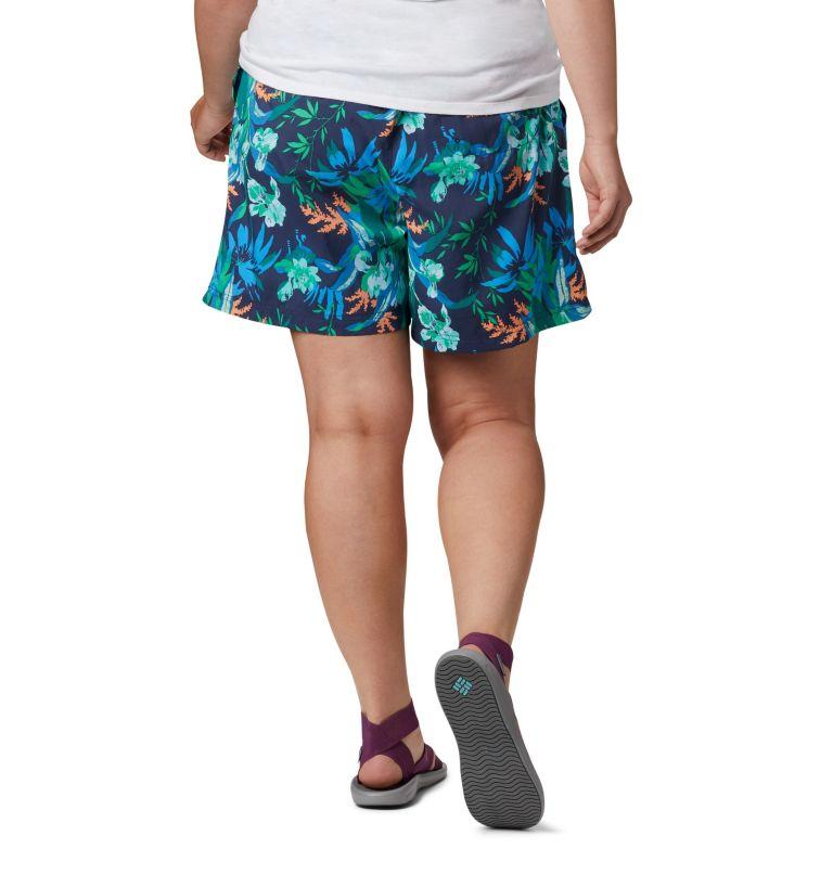 Women's Sandy River™ II Printed Shorts - Plus Size Women's Sandy River™ II Printed Shorts - Plus Size, back