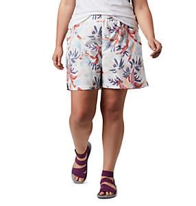 Women's Sandy River™ II Printed Shorts - Plus Size