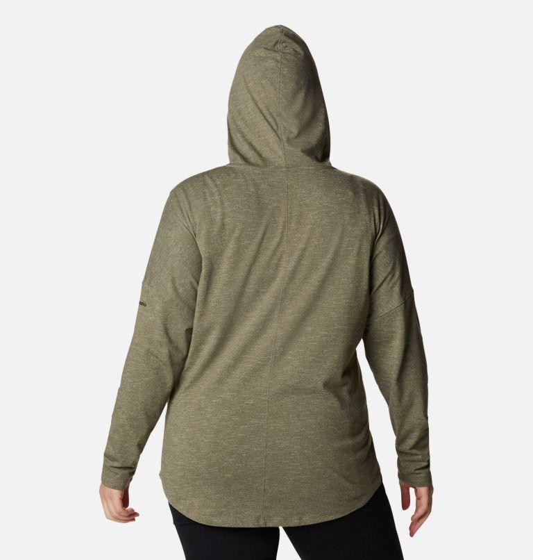 Women's Cades Cove™ Full Zip Hoodie – Plus Size Women's Cades Cove™ Full Zip Hoodie – Plus Size, back