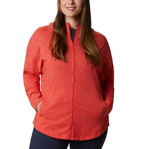 Women's Cades Cove™ Full Zip Hoodie – Plus Size