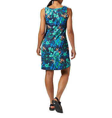 Robe imprimée Chill River™ pour femme Chill River™ Printed Dress | 556 | L, Nocturnal Magnolia Print, back