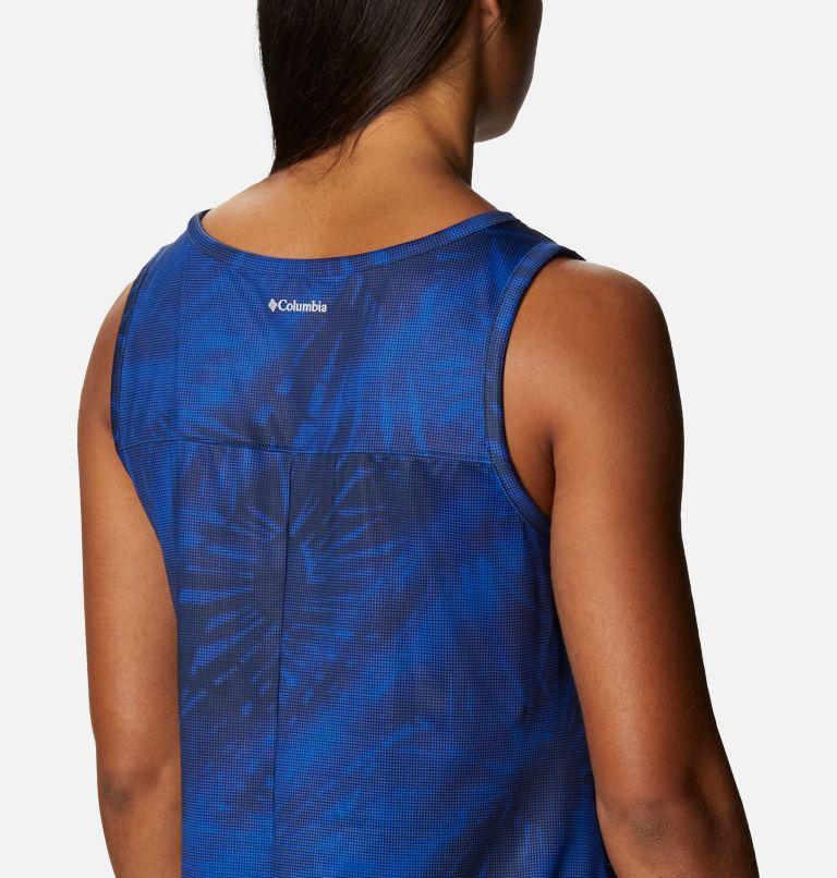 Chill River™ Printed Dress | 410 | S Women's Chill River™ Printed Dress, Lapis Blue Tonal Sunburst Print, a3