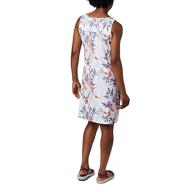 Women's Chill River™ Printed Dress Chill River™ Printed Dress | 556 | L, New Moon Magnolia Print, back