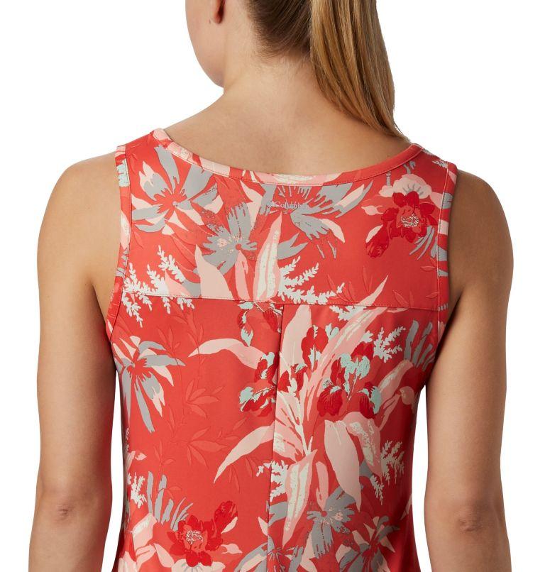Chill River™ Printed Dress | 847 | L Women's Chill River™ Printed Dress, Bright Poppy Magnolia Print, a3