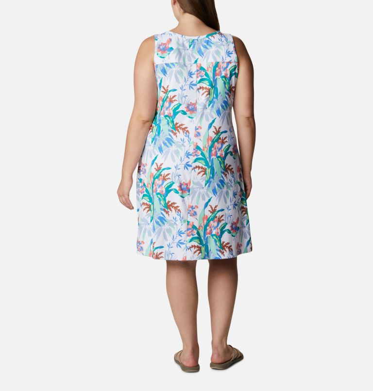 Women's Chill River™ Printed Dress - Plus Size Women's Chill River™ Printed Dress - Plus Size, back