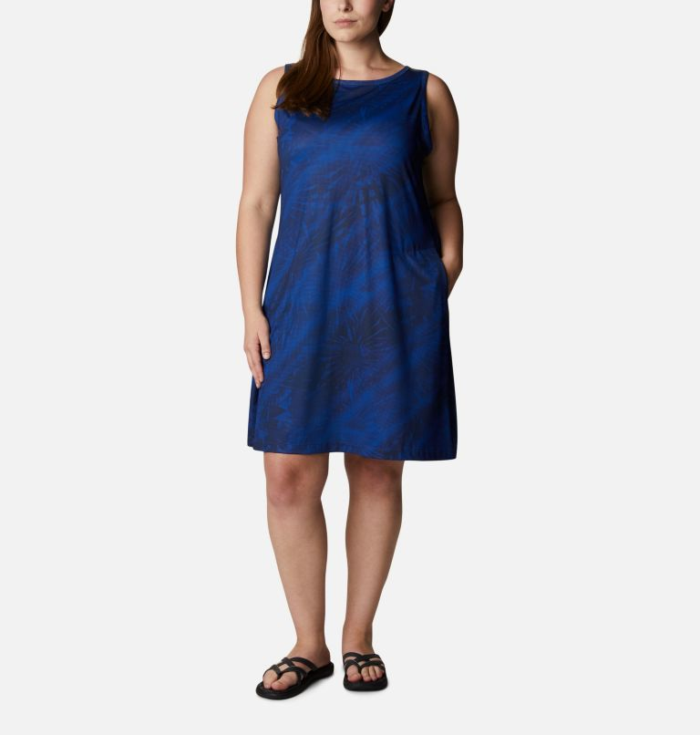 Women's Chill River™ Printed Dress - Plus Size Women's Chill River™ Printed Dress - Plus Size, front