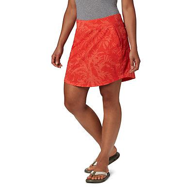 Women's Cades Cape™ Skirt Cades Cape™ Skirt | 466 | L, Bright Poppy Print, front