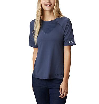 Women's Windgates™ T-Shirt Windgates™ SS Tee | 847 | L, Nocturnal, front