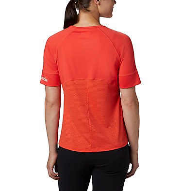 Women's Windgates™ T-Shirt Windgates™ SS Tee | 847 | L, Bright Poppy, back