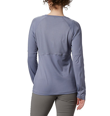 Women's Windgates™ Long Sleeve T-Shirt Windgates™ LS Tee | 340 | L, New Moon, back