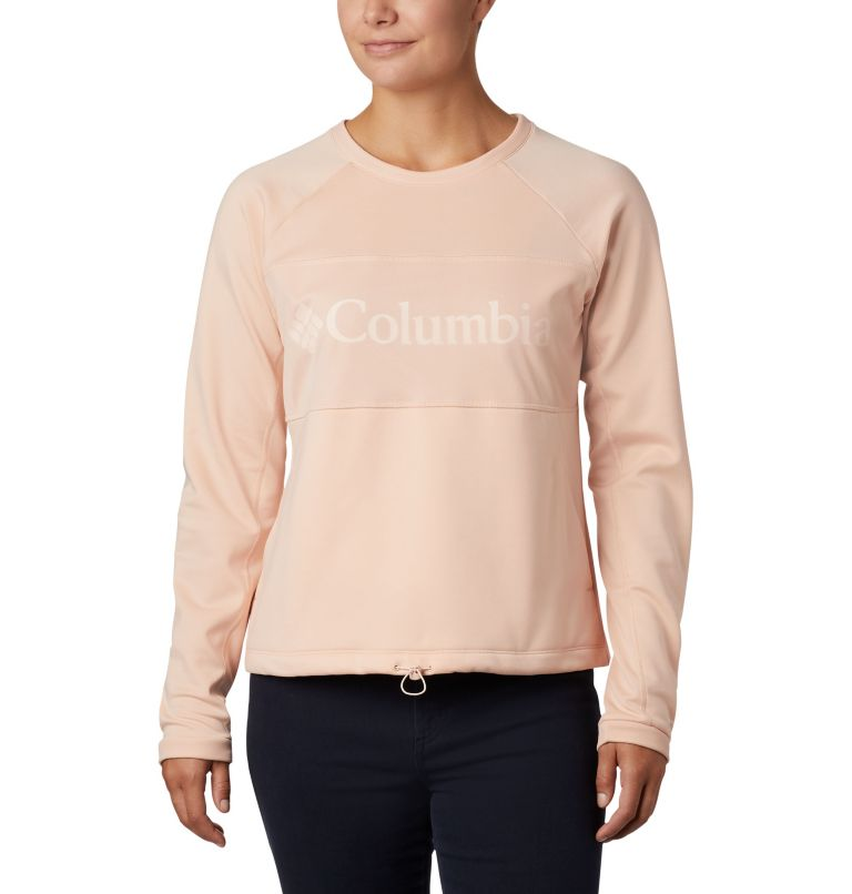 Women's Windgates™ Fleece Sweatshirt Women's Windgates™ Fleece Sweatshirt, front