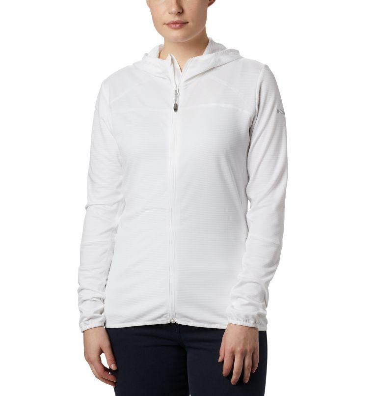Baker Valley™ Hooded Fleece | 100 | XS Baker Valley™ Hooded Fleece, White, front