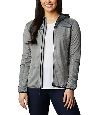 Women's Baker Valley™ Hooded Lightweight Fleece Jacket , front