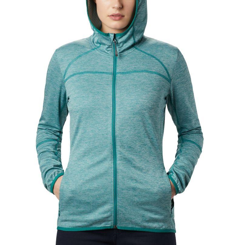 Women's Baker Valley™ Hooded Lightweight Fleece Jacket Women's Baker Valley™ Hooded Lightweight Fleece Jacket, a2