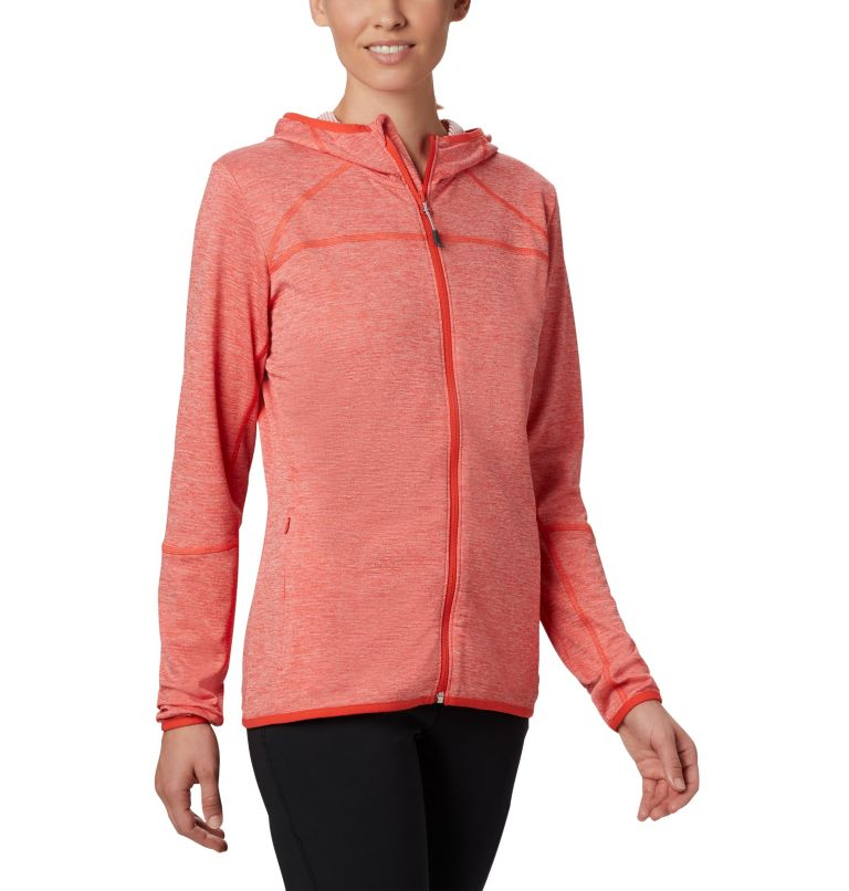 Women's Baker Valley™ Hooded Lightweight Fleece Jacket Women's Baker Valley™ Hooded Lightweight Fleece Jacket, a3