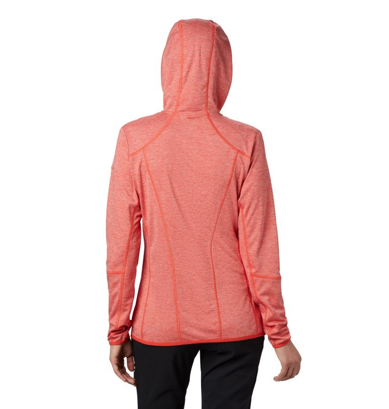 Women's Baker Valley™ Hooded Lightweight Fleece Jacket Women's Baker Valley™ Hooded Lightweight Fleece Jacket, back