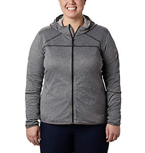 Women's Baker Valley™ Hooded Fleece – Plus Size