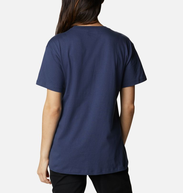 Columbia Park™ Relaxed Tee | 468 | XXL Women's Columbia Park™ Relaxed Tee, Nocturnal, Camo Fill, back