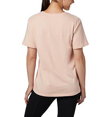T-shirt décontracté Columbia Park™ pour femme Columbia Park™ Relaxed Tee | 010 | L, Peach Cloud, Birds N Branches, back