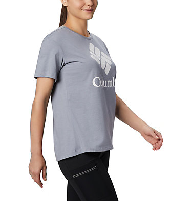 T-shirt Columbia Park™ da donna  Columbia Park™ Relaxed Tee | 010 | L, Tradewinds Grey Heather, a1