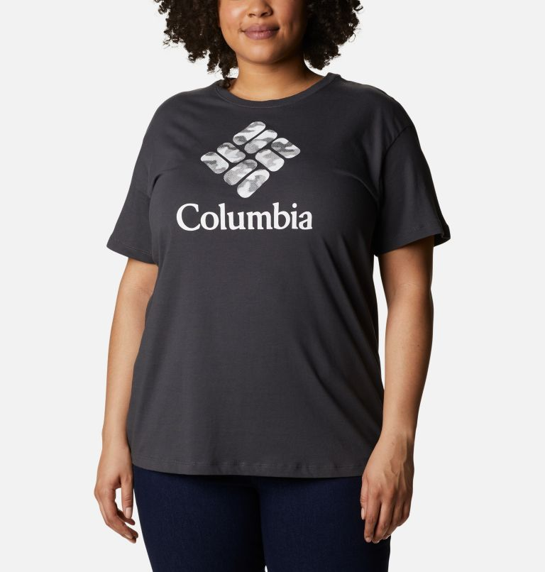 Women's Columbia Park™ Relaxed T-Shirt - Plus Size Women's Columbia Park™ Relaxed T-Shirt - Plus Size, front