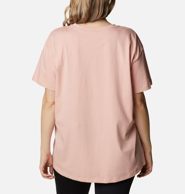 Women's Columbia Park™ Relaxed T-Shirt - Plus Size Women's Columbia Park™ Relaxed T-Shirt - Plus Size, back