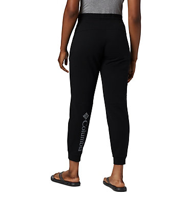 Women's Columbia Lodge™ II Joggers Columbia Lodge™ II W Jogger | 010 | L, Black, back