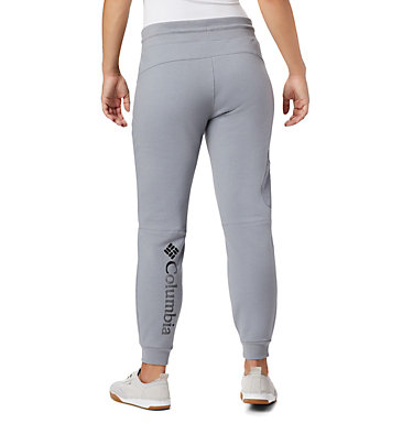 Women's Lodge II Jogger Columbia Lodge™ II W Jogger | 010 | XS, Tradewinds Grey Heather, back