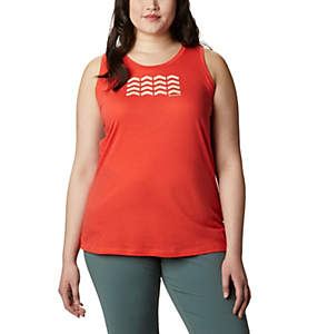Women's Bluff Mesa™ Tank – Plus Size