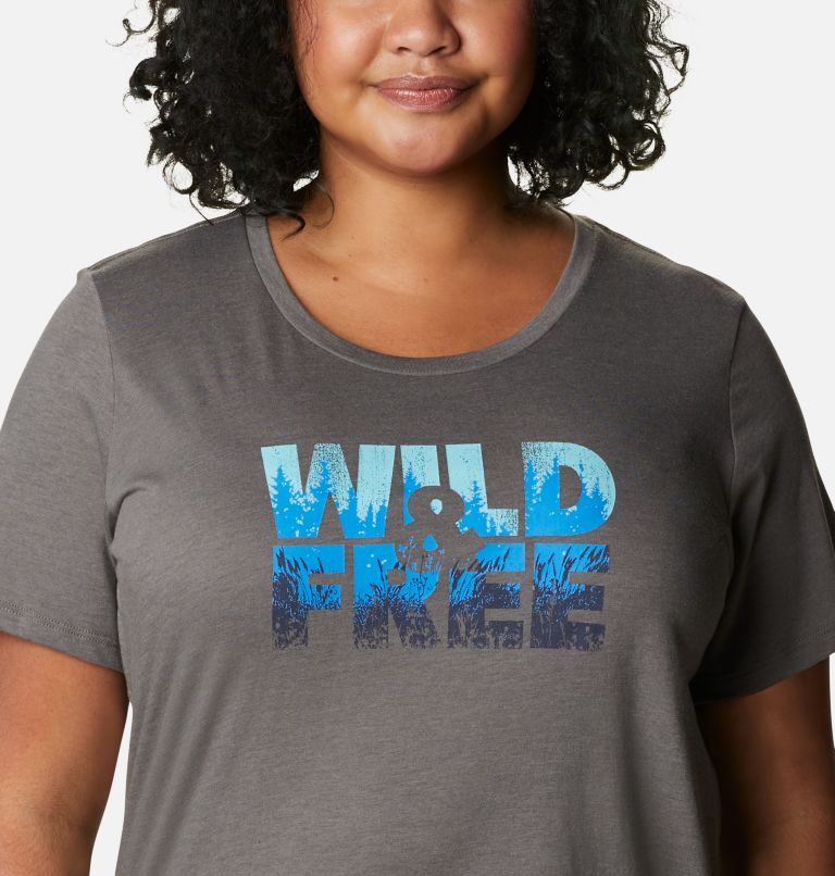 Women's Hidden Lake™ Crew T-Shirt – Plus Size Women's Hidden Lake™ Crew T-Shirt – Plus Size, a2