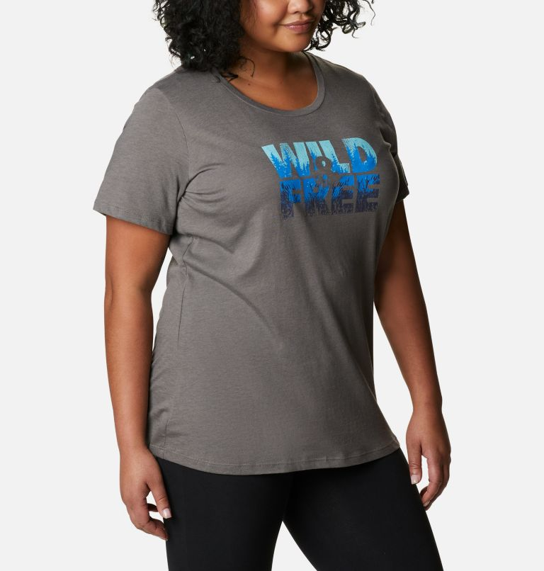 Women's Hidden Lake™ Crew T-Shirt – Plus Size Women's Hidden Lake™ Crew T-Shirt – Plus Size, a3