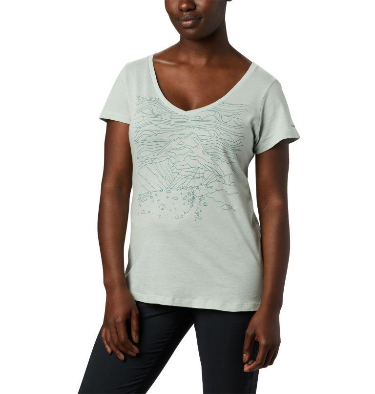 Women's Hidden Lake™ V-Neck T-Shirt Women's Hidden Lake™ V-Neck T-Shirt, front