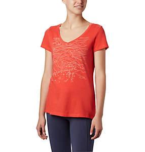 Women's Hidden Lake™ V-Neck T-Shirt