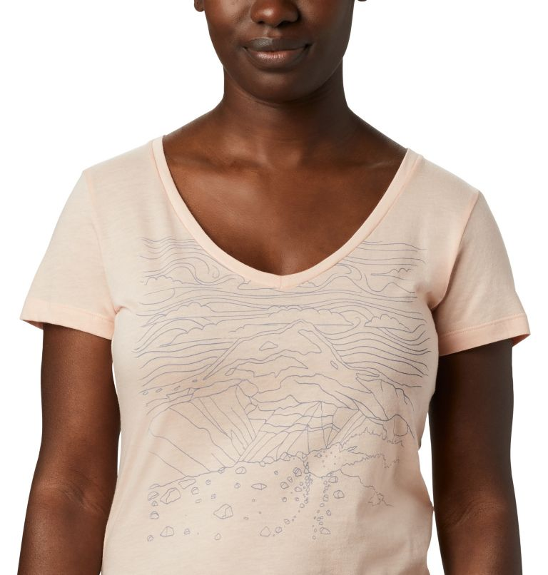 T-shirt col V Hidden Lake™ pour femme T-shirt col V Hidden Lake™ pour femme, a3
