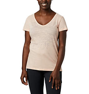 Women's Hidden Lake™ V-Neck T-Shirt