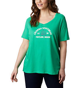 Women's Mount Rose™ Relaxed T-Shirt – Plus Size