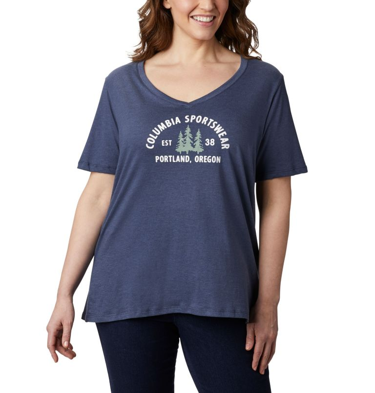 Women's Mount Rose™ Relaxed T-Shirt – Plus Size Women's Mount Rose™ Relaxed T-Shirt – Plus Size, front