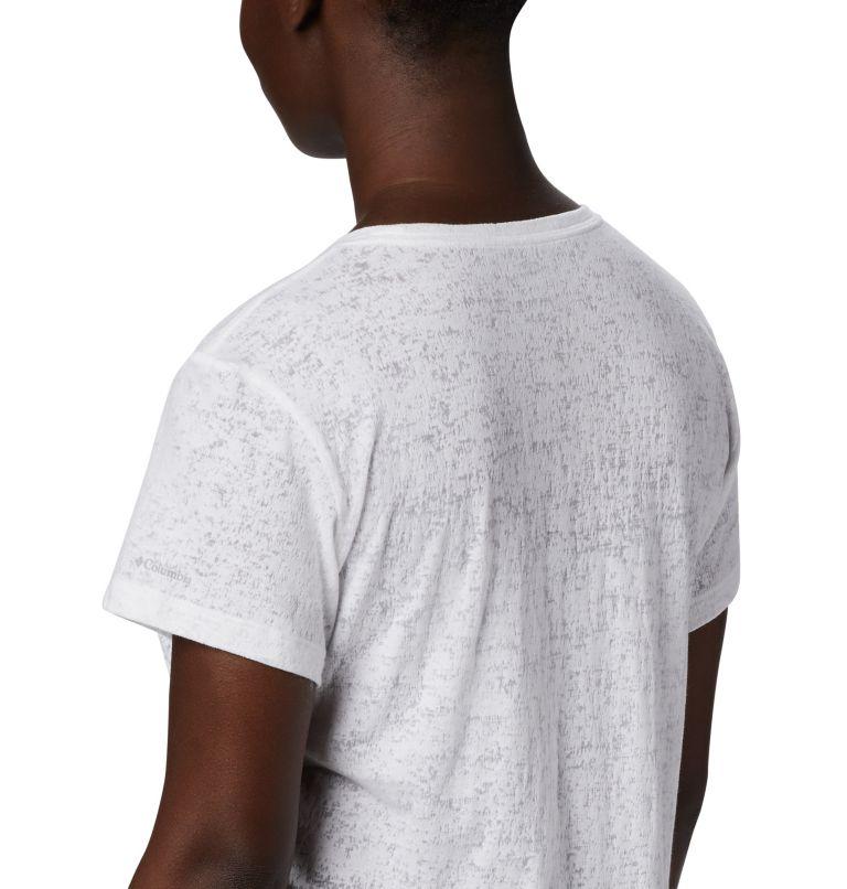Rose Summit™ SS Tee | 101 | L Women's Rose Summit™ Short Sleeve T-Shirt, White, Peak Fun, a3
