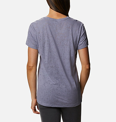 Women's Rose Summit™ Short Sleeve T-Shirt Rose Summit™ SS Tee | 557 | S, New Moon, Peak Fun, back